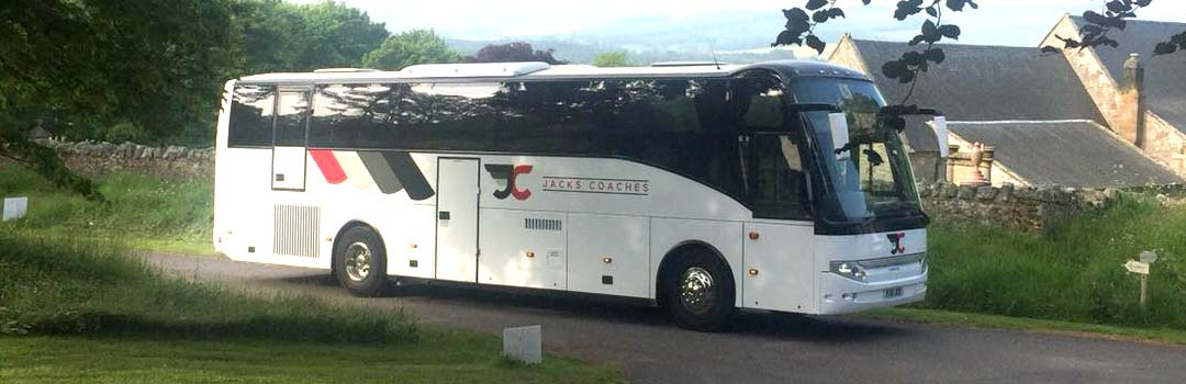 coach travel north east