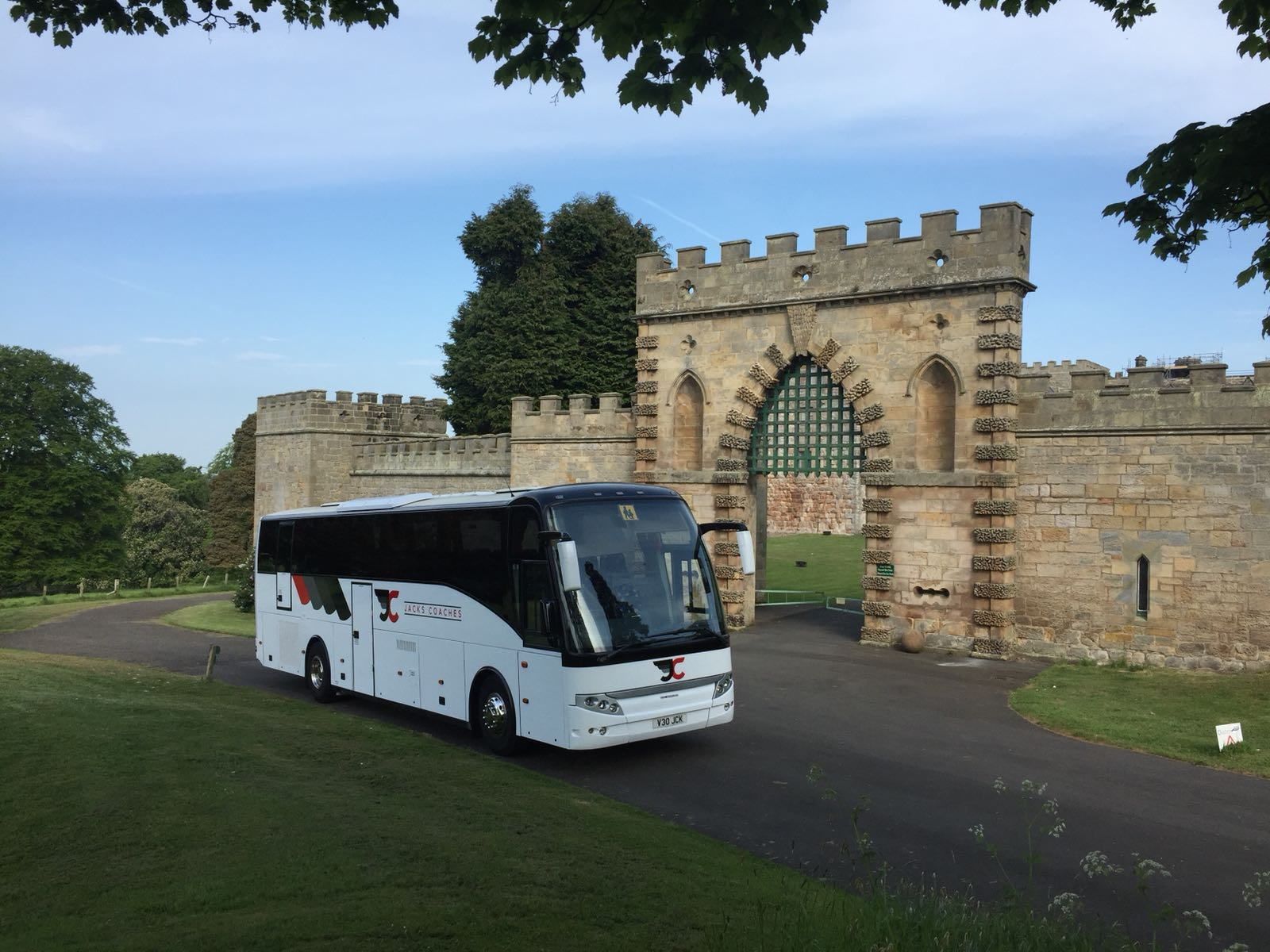 jacks coach hire cleveland travel