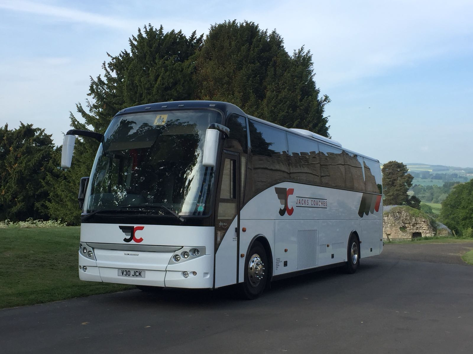 jacks coach hire middlesbrough