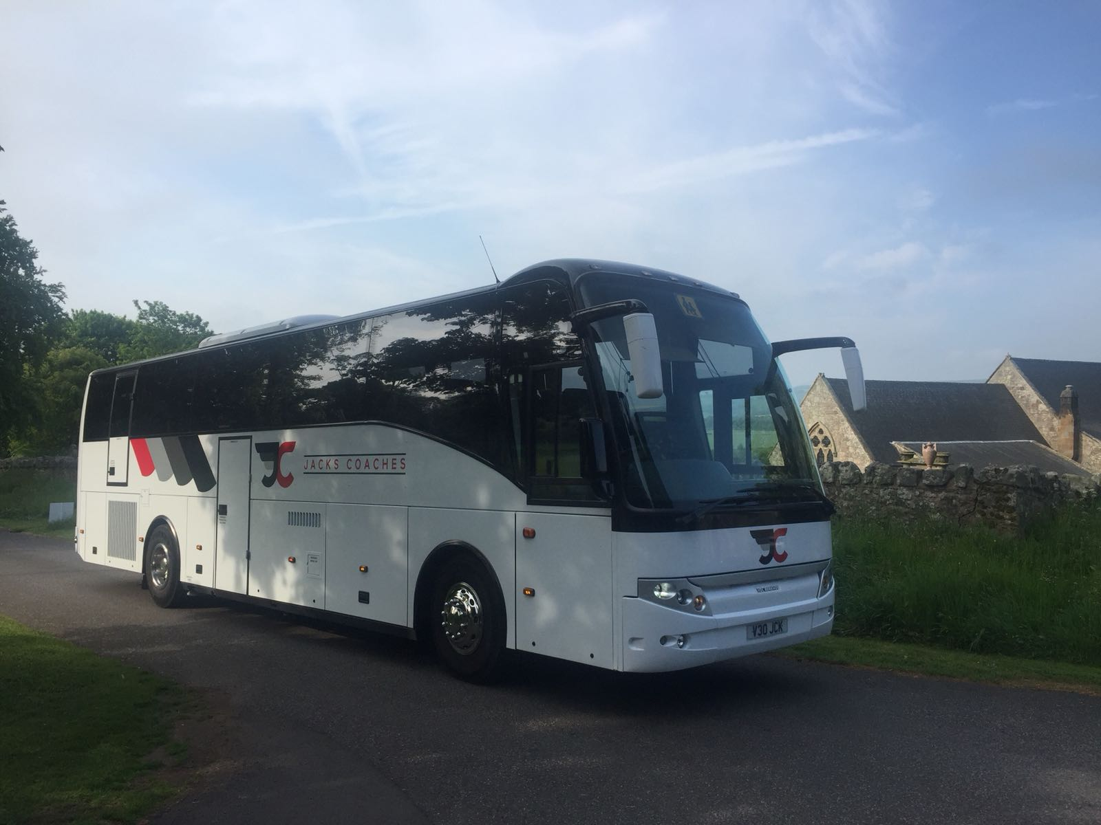 jacks coach hire stockton-on-tees