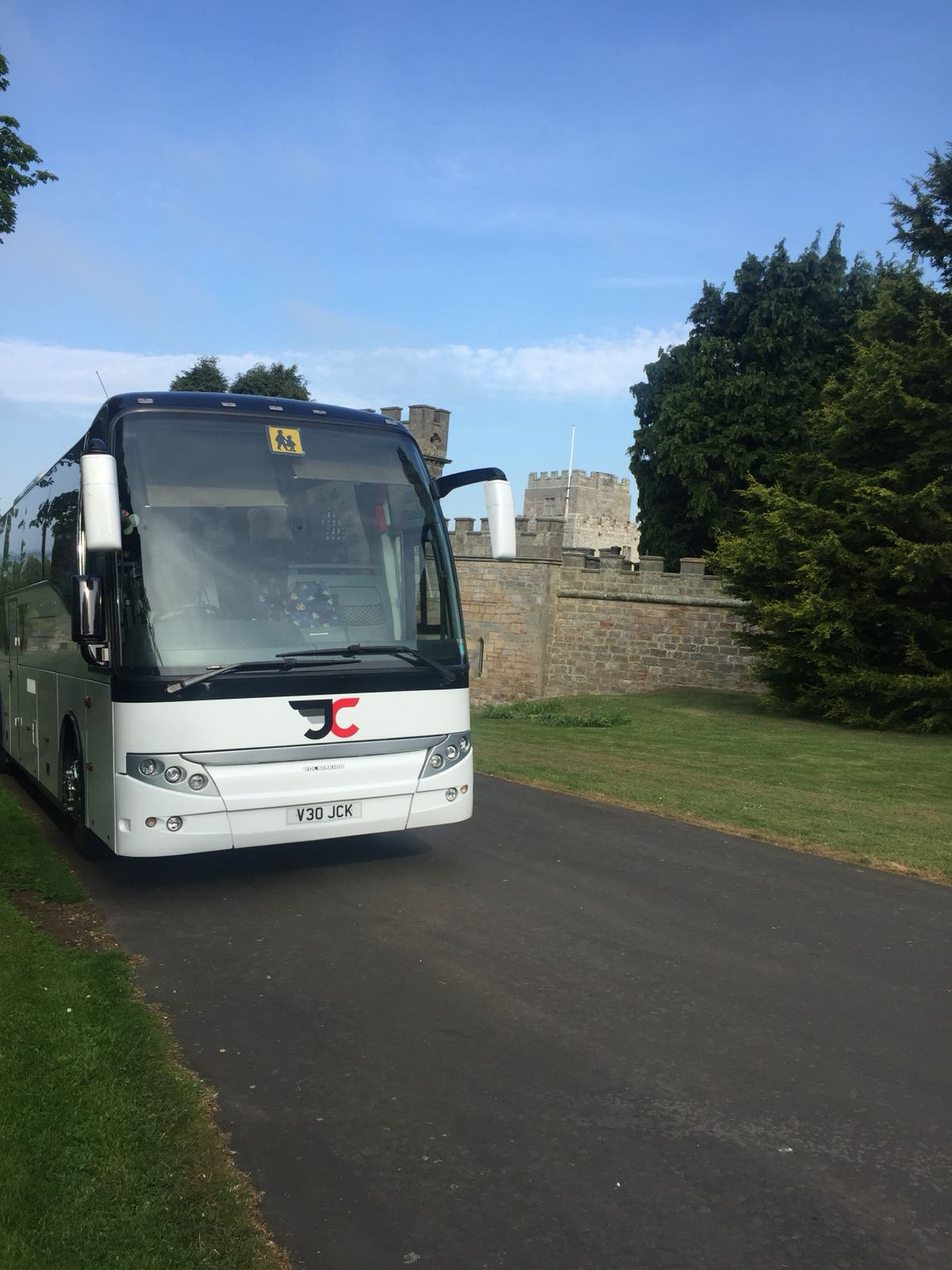 jacks coach hire teesside